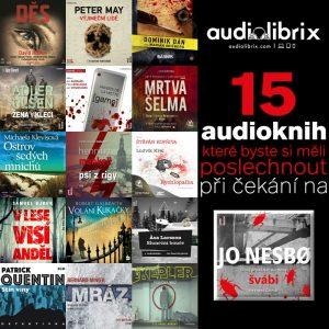 15 audioknih, které byste si měli poslechnout při čekání na audioknihu Švábi