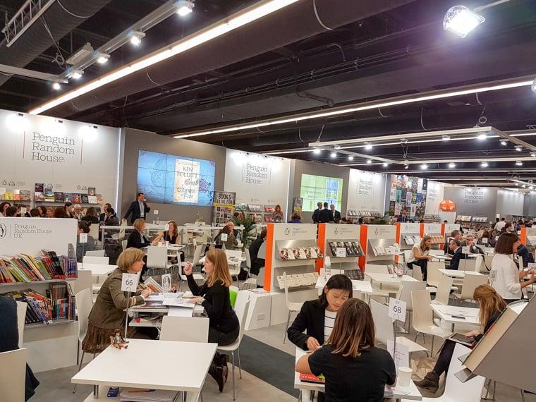 Frankfurter Buchmesse - (audio)knižná záplava
