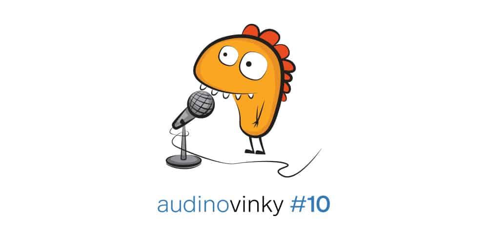 Audinovinky #10