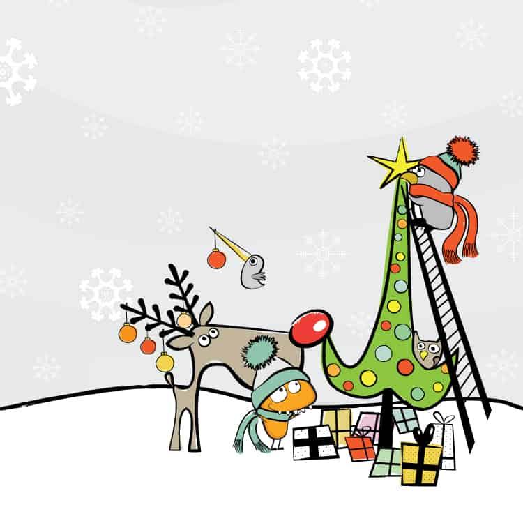 O tom, jak Audino (možná) zachránil Vánoce