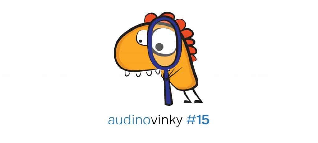 Audinovinky #15