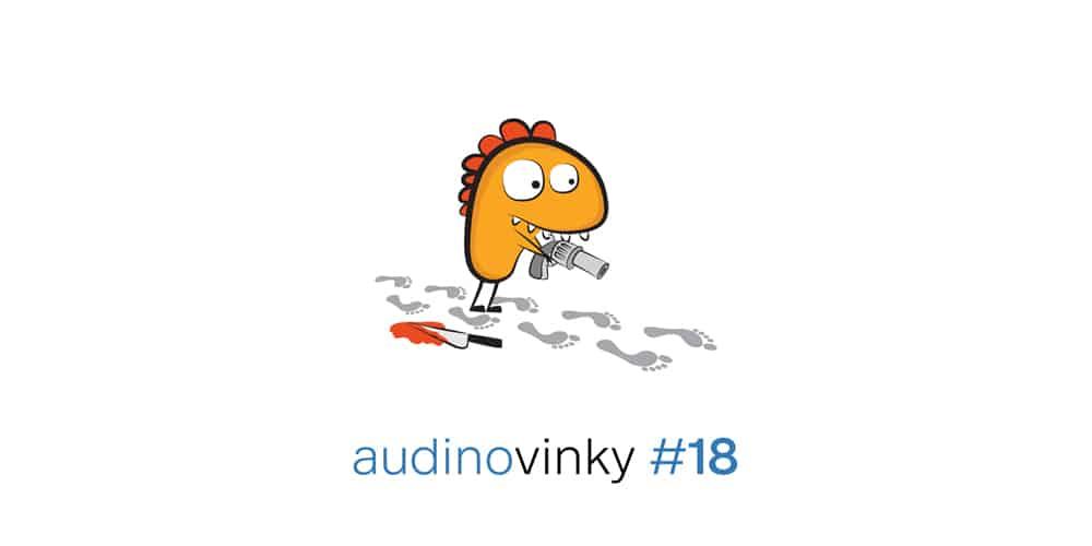 Audinovinky #18