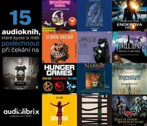 15 audioknih, které byste si měli poslechnout při čekání na Podivné město