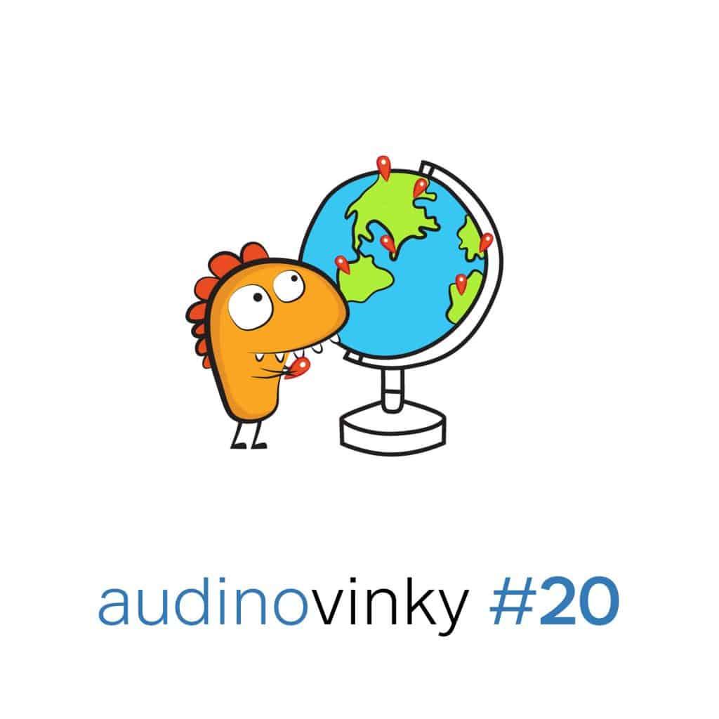 Audinovinky #20