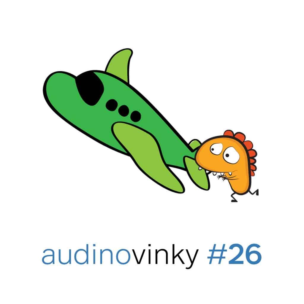 Audinovinky #26