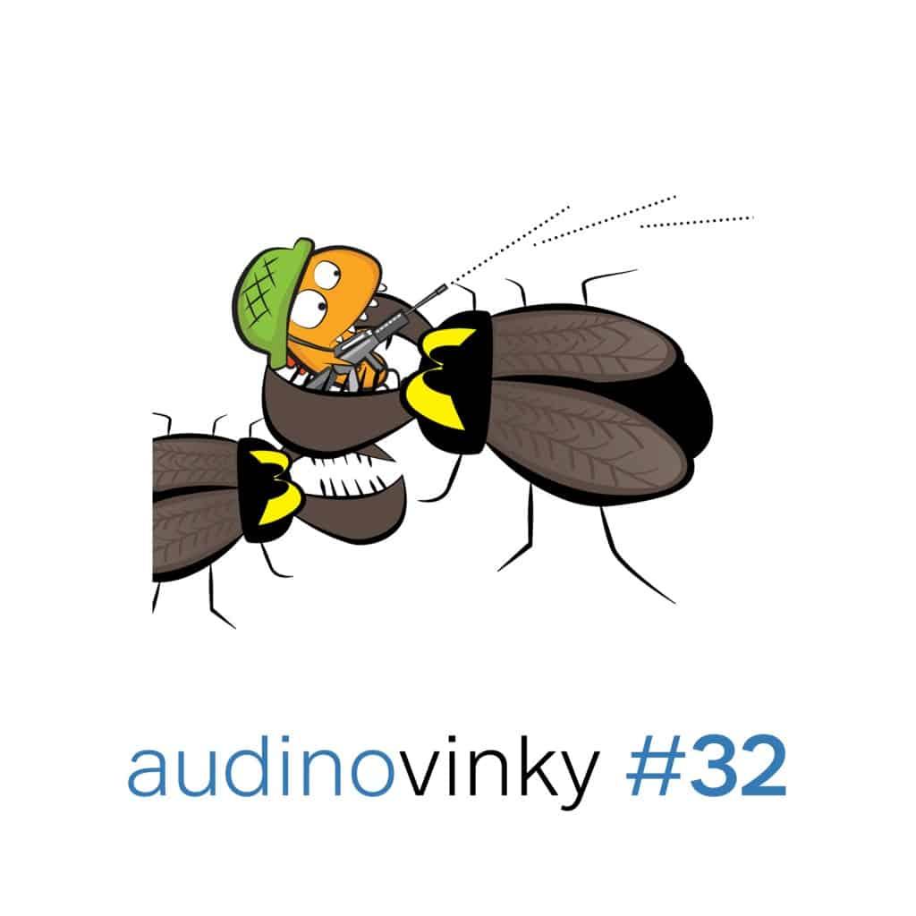 Audinovinky #32