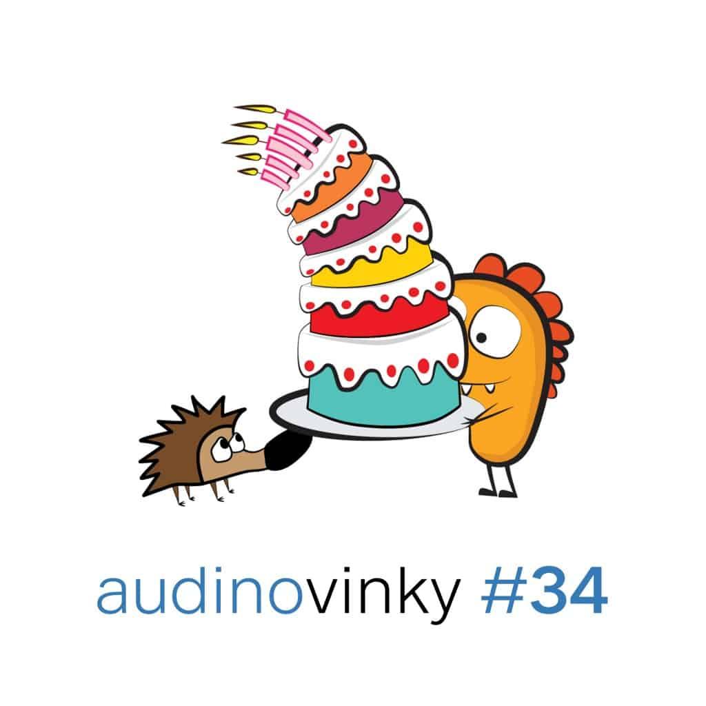 Audinovinky #34