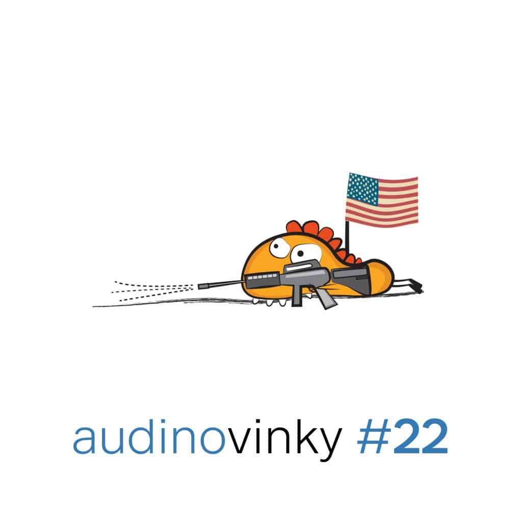 Audinovinky #37