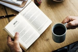 Čítanie nie je práca