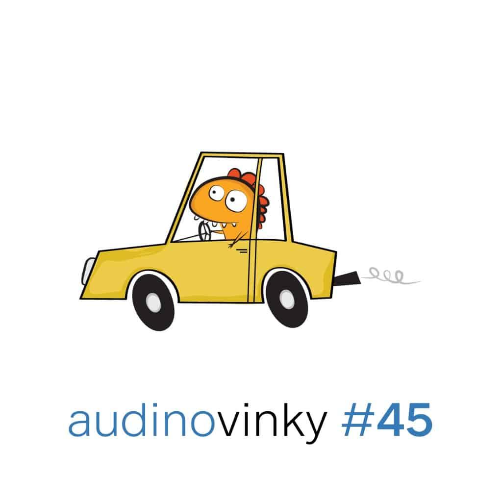 Audinovinky #45