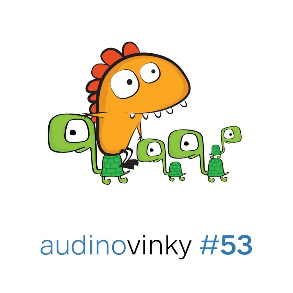 Audinovinky #53