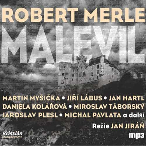 robert merle malevil audiokniha