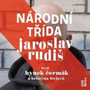 Audiokniha Narodní třída - Jaroslav Rudiš