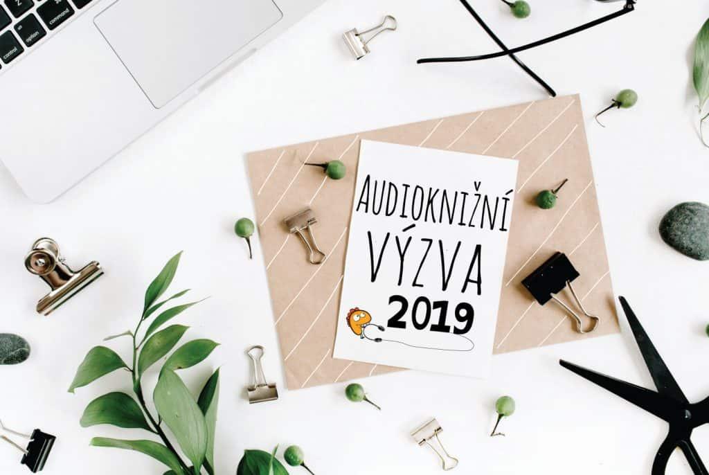 Audioknižní výzva 2019