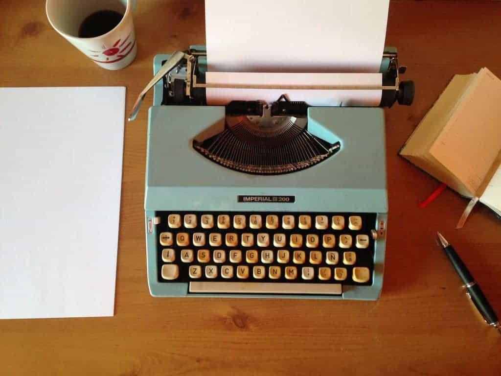 Jak napsat knihu aneb disciplína musí být